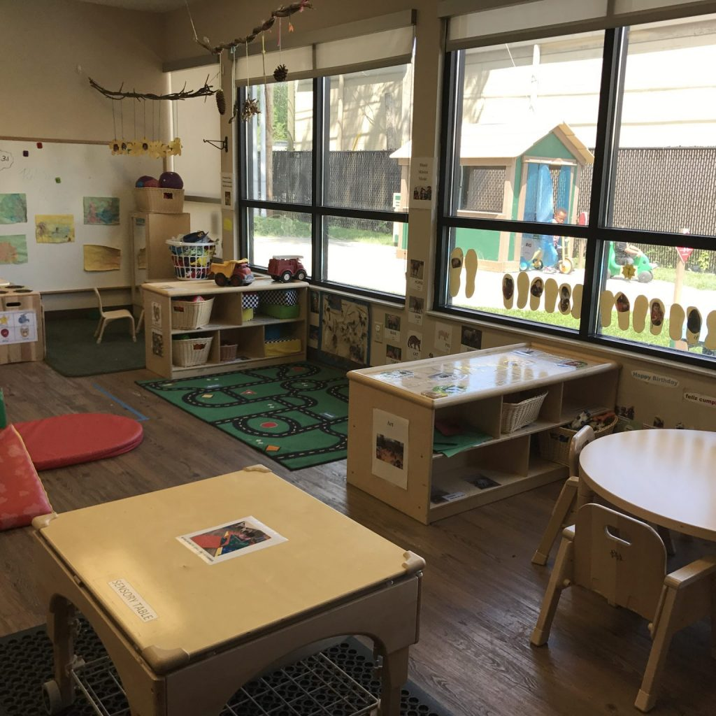 Impact Of Classroom Design On Learning : Day early learning center for infants toddlers