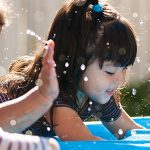 Splish, Splash! Learning Through Water Play