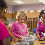 Project Lead the Way at Day Early Learning Pre-K Classrooms